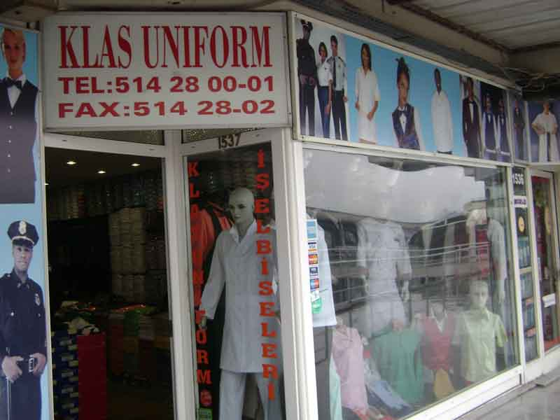 Klas Uniform